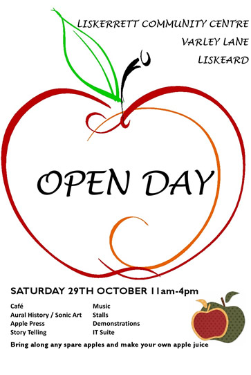 Liskerrett Community Garden Open Day