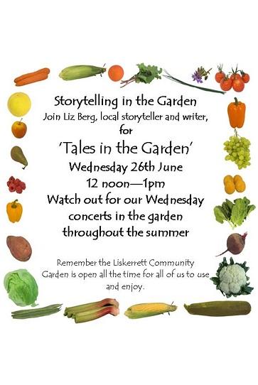 Tales in the Garden