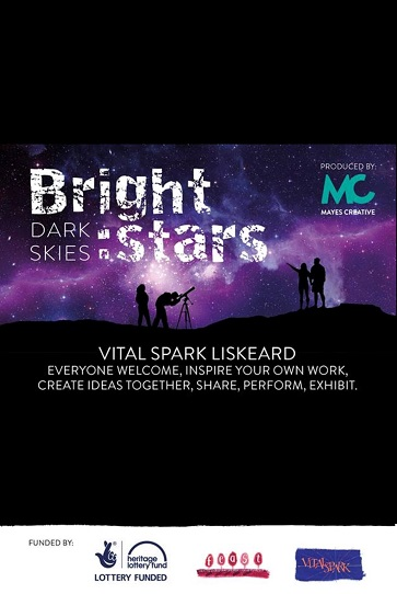 Bright Stars : Dark Skies