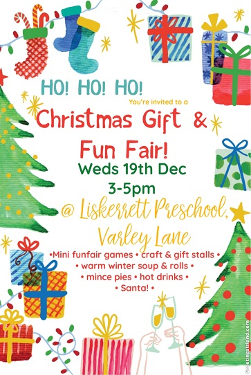 Christmas Gift and Fun Fair!