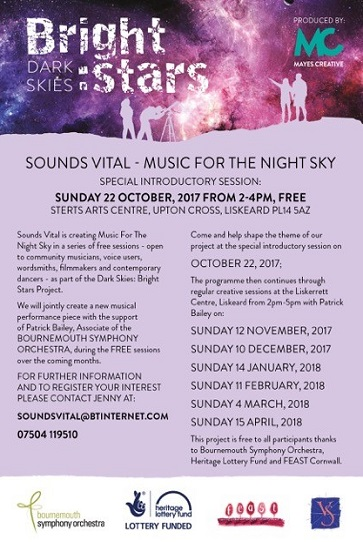 Vital Sounds - Music For The Night Sky
